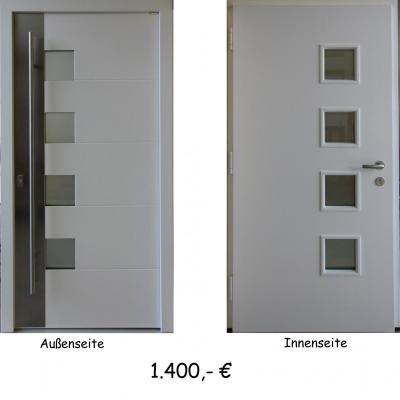 KOWA Holz Haustür - Edition Linera - 1100 x 2100 mm     - 1.400,- €