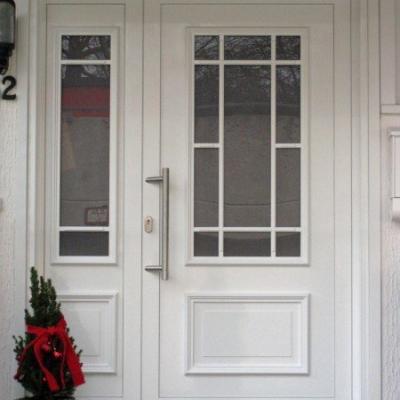 Haustür mit Seitenteil / Remscheid