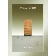 Holz und Holz-Aluminium Haustüren