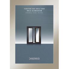 KOWA Holz-Aluminium Fenster